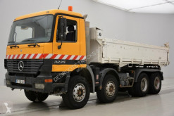 Mercedes Actros 3235 truck used two-way side tipper