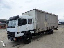 Mercedes 914 truck used tautliner