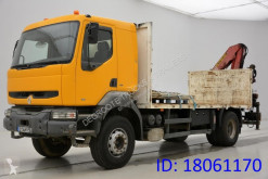 Camion Renault Kerax 260 plateau occasion