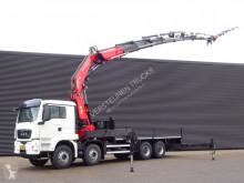 Camión caja abierta MAN TGS 35.480