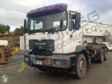 Camion MAN PORTEUR AMPLIROLL polybenne occasion