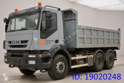 Iveco tipper truck Trakker