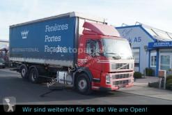 Camión lona corredera (tautliner) Volvo FM 300 Liftachse Klima Pritsche + Plane