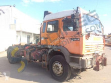 Camion polybenne Renault G260 Ampliroll