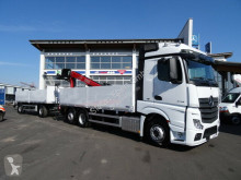 camion plateau ridelles neuf