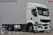 Used chassis truck Renault Premium 460 DXI