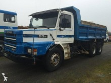 Used construction dump truck Scania H 93H280