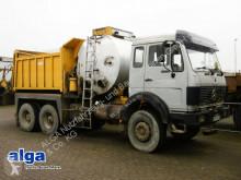 camion Mercedes 2628 K,Bitumen - Splittstreuer, Spritzbalken