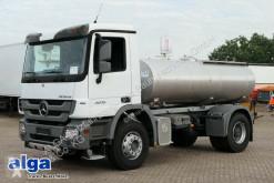 Mercedes tanker truck 2035 S, Edelstahl Wasser, 8000ltr. Euro 2, Klima