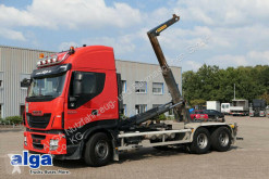 Camion multibenne Iveco AS260S500 6x4, Hyvalift, Schalter, 1-Hand!!!
