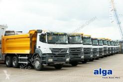 Camion multibenna usato Mercedes 3340 Axor 6x4, 20 m³ Stahl