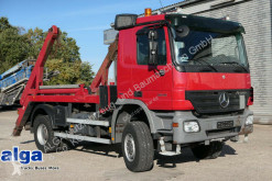 Camion Mercedes 1836 AK 4x4, Hyvalift 14to., Euro 5, ALLRAD benne occasion