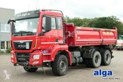 camión MAN 26.440 TGS, 6x4, Bordmatik, Schalter, Klima, AHK