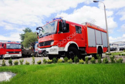 Camion second-hand Mercedes ATEGO 4X4 1529 4x4 Fire 3000 l Feuerwehr Unit