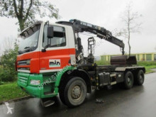 camion Ginaf 6x6 3335 S Without a crane