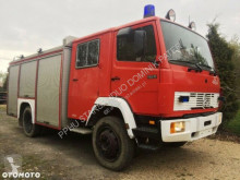 Camión Camion Mercedes 1120 4X4 Fire 2000 l Feuerwehr EXPEDITION