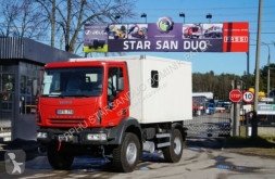 Camion fourgon occasion Iveco 4x4 Eurocergo 100E18 Expeditionsmobil