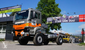Camion châssis occasion MAN 20.310 4X4 DAKAR OFF ROAD RALLY TRUCK 550 KM