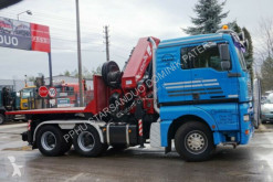 Camion MAN TG 510 A 6x4 HMF ODIN 500 HOURS !! Kran WINDE plateau occasion