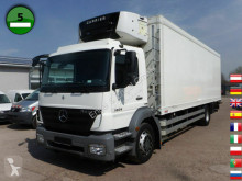 Mercedes AXOR R 1824 L/NR CARRIER SUPRA 950 Mt Silent Tre truck used refrigerated