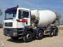 Used concrete mixer truck MAN TGA 41.430