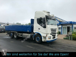 Camion benne céréalière occasion Iveco Stralis 420 Euro 5 EEV Kipper Getreidekipper