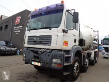 Kamyon MAN TGA 35.410 beton transmikser / malaksör ikinci el araç