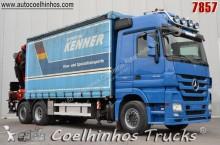 Mercedes tautliner truck Actros 2548