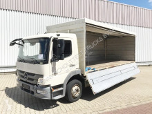 Camion Mercedes Atego 1218 4x2 1218 4x2 Getränkewagen fourgon occasion