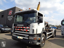 Camión Scania G 380 portacontenedores usado