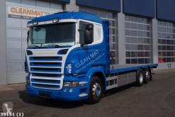 Camion plateau occasion Scania R 480