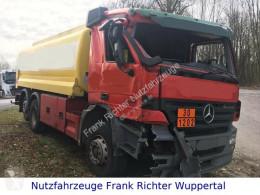 камион Mercedes 2541 Tankwagen A3 Pumpe Dig.Zählwerk,Bed.Fahrber