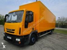 Camion fourgon occasion Iveco Eurocargo 120 E 18
