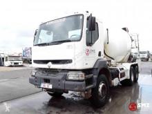 Camion béton toupie / Malaxeur Renault Kerax 340