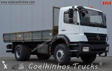 Mercedes Axor 1823 truck used flatbed