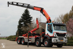 Camion Iveco Trakker polybenne occasion