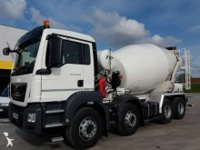 MAN TGS 41.400 truck used concrete mixer
