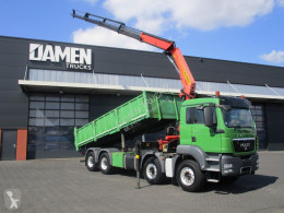 Camion MAN TGS 41.440 benne occasion