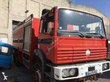 camion camion-citerne feux de forêts Thomas