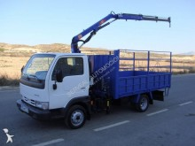 Nissan Cabstar 35.13 truck used flatbed