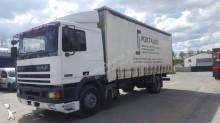 DAF tarp truck 95 ATI 430