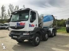 Camião betão betoneira / Misturador Renault Kerax 410 DXI
