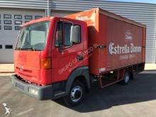 Nissan Atleon truck used tautliner