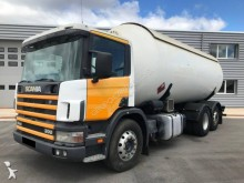 Scania P 94P300 truck used gas tanker