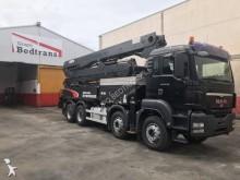 Camion betoniera autopompă de beton MAN TGS 35.360