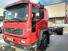 Volvo FL6 250 truck used chassis
