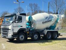 ciężarówka Volvo FM12 4108x4 / EuromixMTP EM 9m³ EURO6 Vermietung