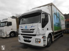 Camión Iveco Stralis 310 furgón caja polyfond usado