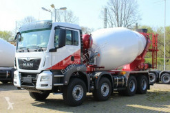 Kamyon MAN TGS 41430 8X4 EuromixMTP 10m³ beton transmikser / malaksör ikinci el araç