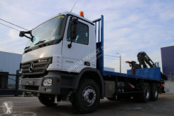 Mercedes Actros 2632 truck used standard flatbed